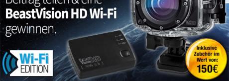 FANTEC BeastVision HD Wi-Fi