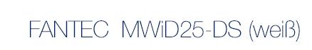 FANTEC MWiD25-DS